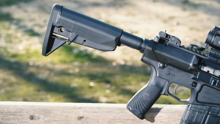 Wilson Combat AR-15 Ranger Stock