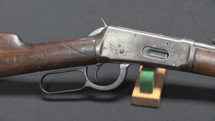 Winchester Model 94 Receiver and Stock
