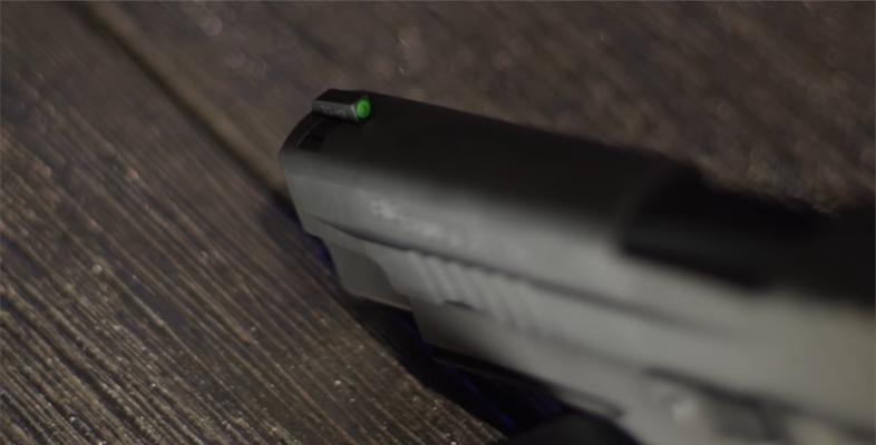SIG Sauer P226 Legion front sights