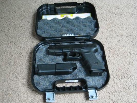 357 SIG Pistol magazine