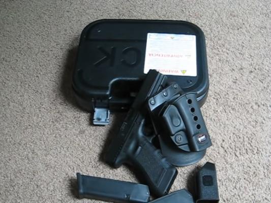 357 SIG Pistol