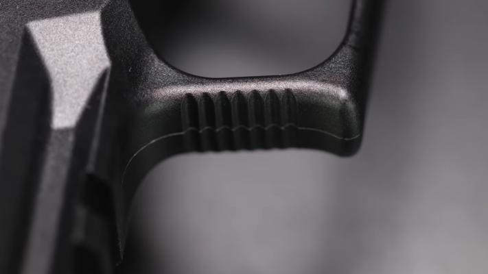 Sig Sauer P320 trigger guard