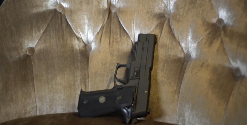 SIG Sauer P226 Legion 3