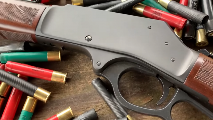 Henry Repeating Arms Lever Shotgun trigger