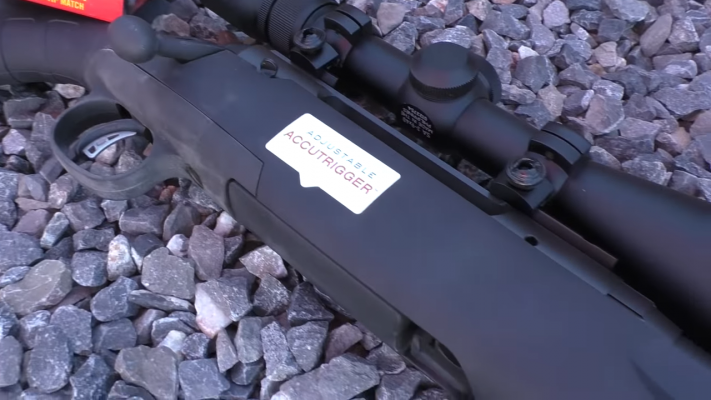 Savage Axis XP magazine