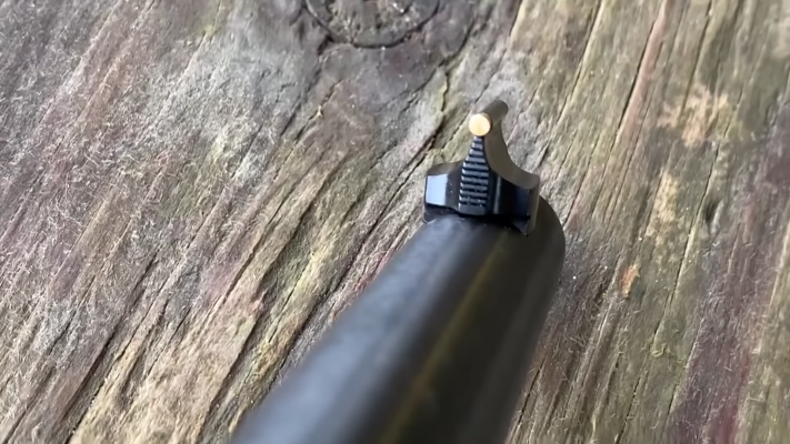 Henry Repeating Arms Lever Shotgun front sight