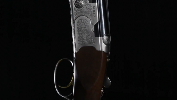 Beretta 686 Silver Pigeon I trigger