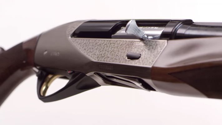 Benelli Ethos Trigger and Safety