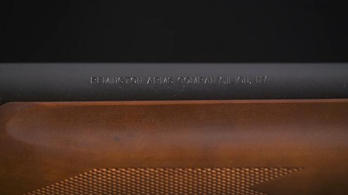 Remington 870 Wood Engraving