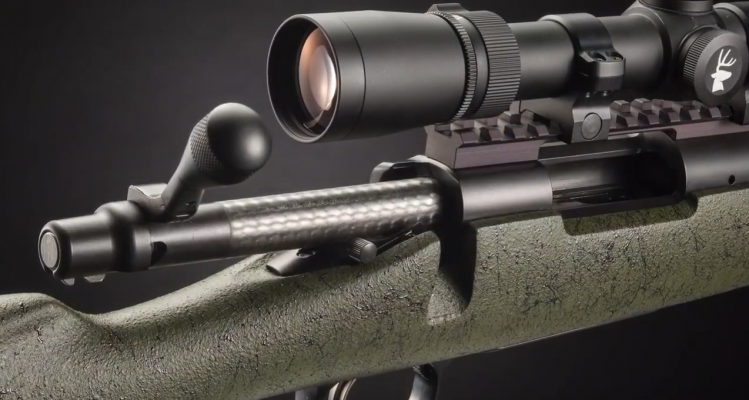 Remington Model 700 Scope