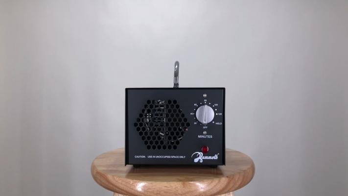 Mammoth Ozone Generator dial timer