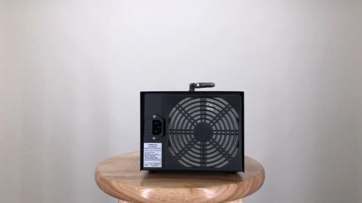 Mammoth Ozone Generator fan