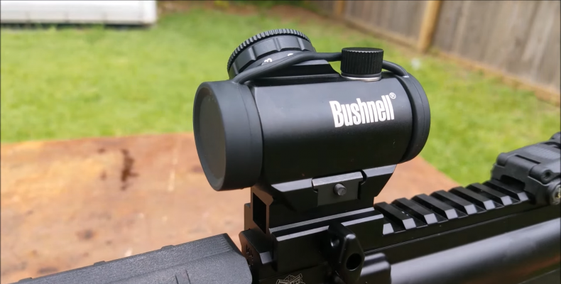 Bushnell TRS-25 Red Dot