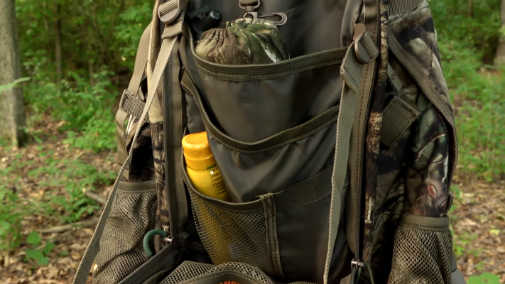 ALPS OutdoorZ Pursuit Hunting Pack compartment