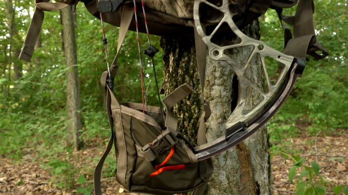 ALPS OutdoorZ Pursuit Hunting Pack bow holder