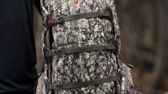 Badlands 2200 buckle straps