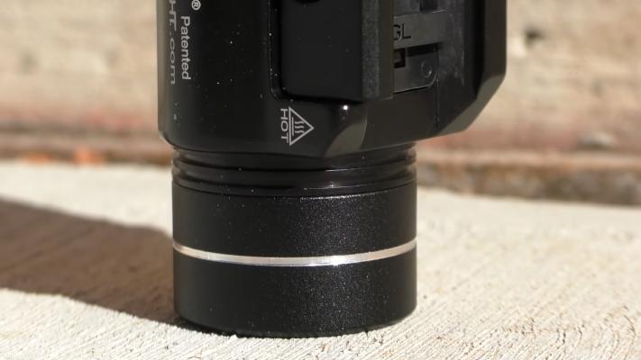 Streamlight TLR-1 lens1 .