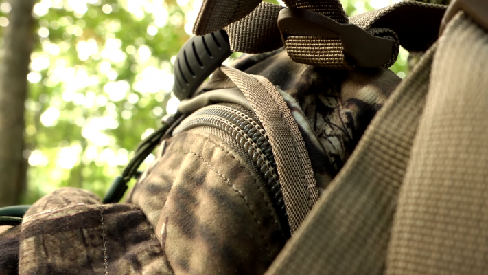 ALPS OutdoorZ Pursuit Hunting Pack stitching