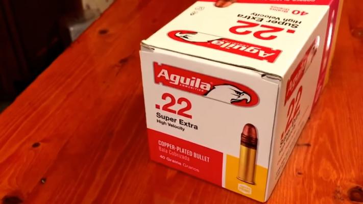Aguila Super Extra HP