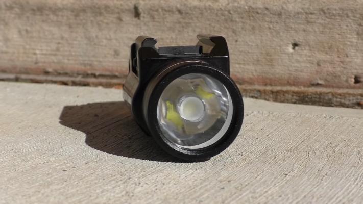 Streamlight TLR-1. lens