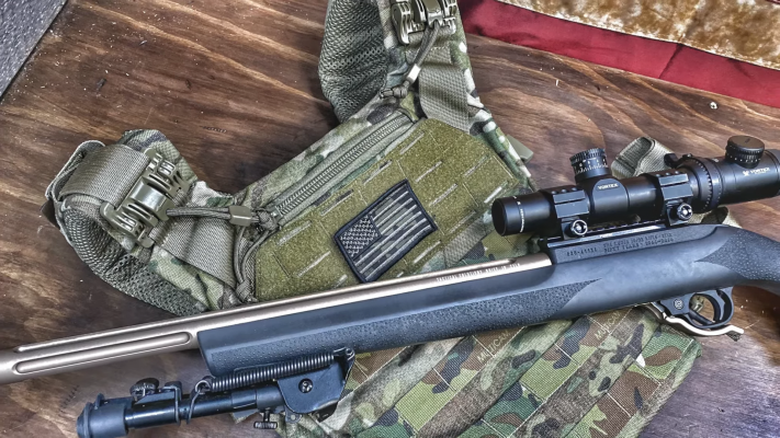 Tactical Solutions X-Ring Open Sight Barrel
