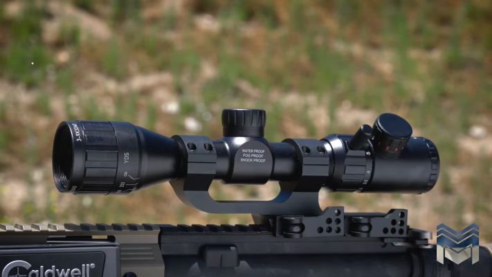 Monstrum 3-9x32 Scope