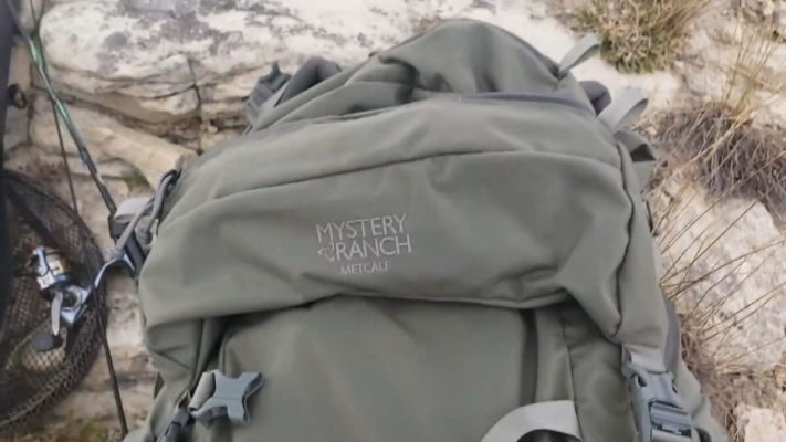 Mystery Ranch Metcalf pockets