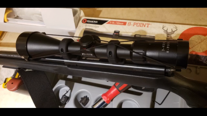Simmons Truplex Riflescope