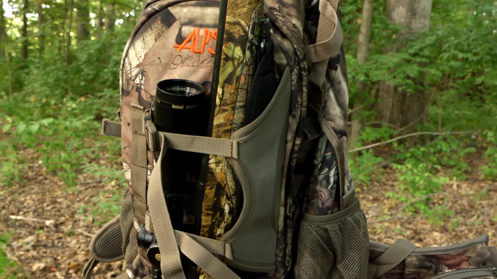 ALPS OutdoorZ Pursuit Hunting Pack pockets