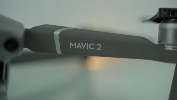 DJI Mavic 2 Pro Logo