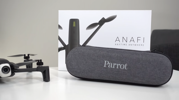 Parrot ANAFI Base with Box