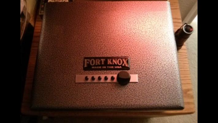 Fort Knox FTK-PB Gun Safe