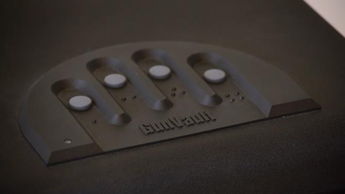 GunVault GV1000 Biometrics