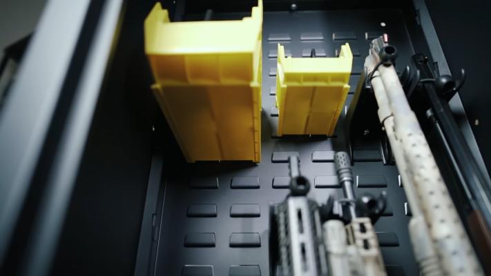 SecureIt Agile Model 52 Gun Safe