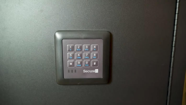 SecureIt Agile Model 52 Safe Keypad