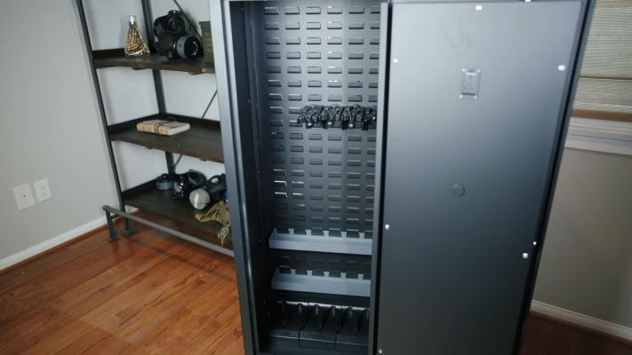 SecureIt Agile Model 52 Safe Length