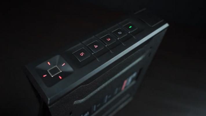 VAULTEK Slider Series Keypad