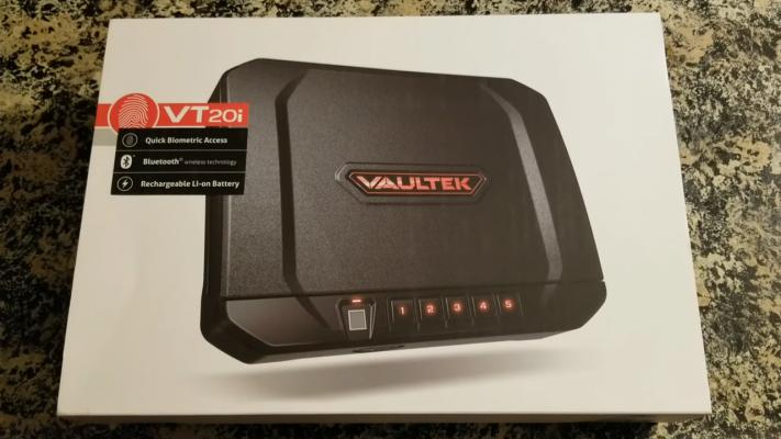 Vaultek VT20i Box