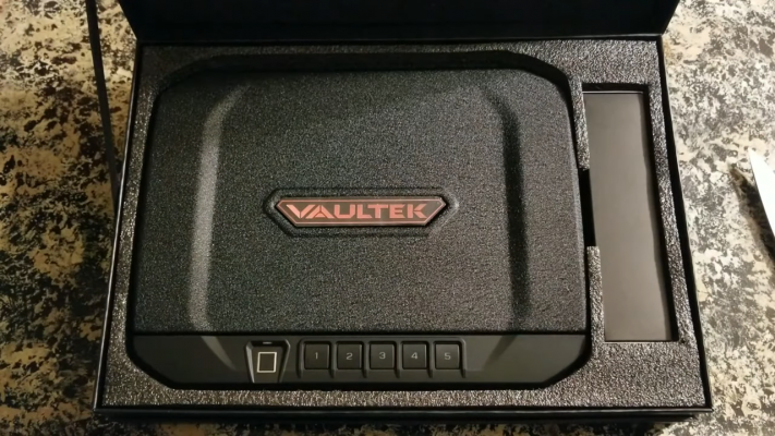 Vaultek VT20i Keypad