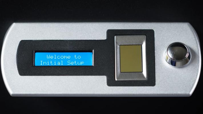 Verifi Smart Safe Biometrics