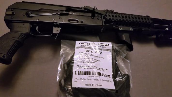 Tactical Hero Rifle Sling