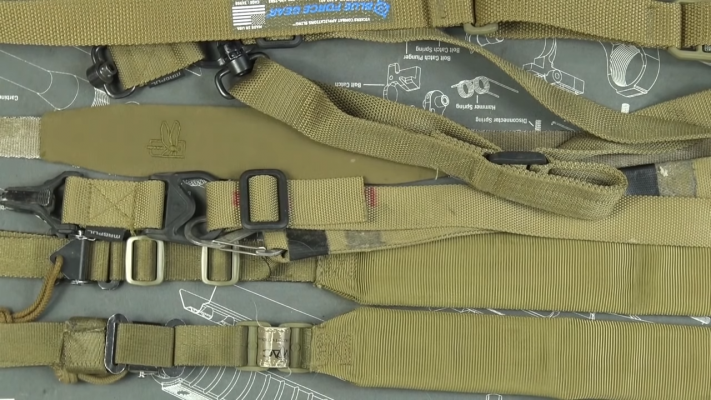 Types of Gun Slings